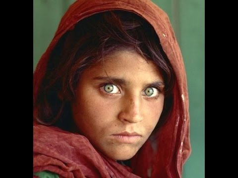 Nat Geo's Famous Afghan Girl Is Seriously Ill And Behind Bars In Pakistan