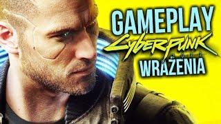 WIDZIAŁEM Nowy Gameplay CYBERPUNK 2077! Wrażenia