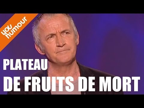 Vincent ROCA, Plateau de fruits de morts