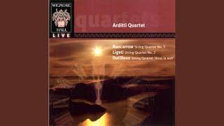 String Quartet No. 2 - Sostenuto, Molto Calmo