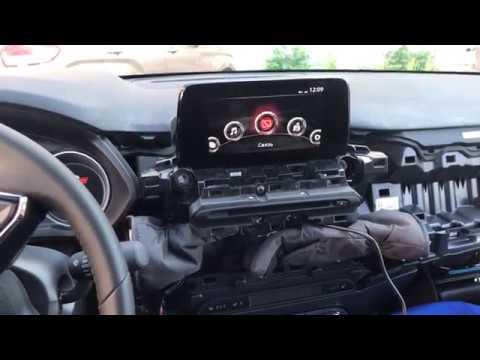Install autorun-scripts to Mazda CMU through serial port