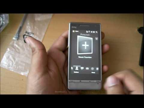 (HD) HTC Touch Diamond 2 | Videoblog von BestBoyZ.de