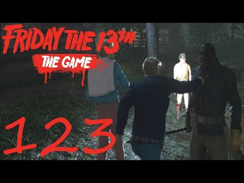 [123] Ghost Is Defeated! (Friday The 13th The Game)