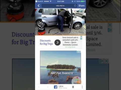 facebook video instant articles setup