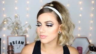 60& 39 s GLAM INSPIRED MAKEUP TUTORIAL