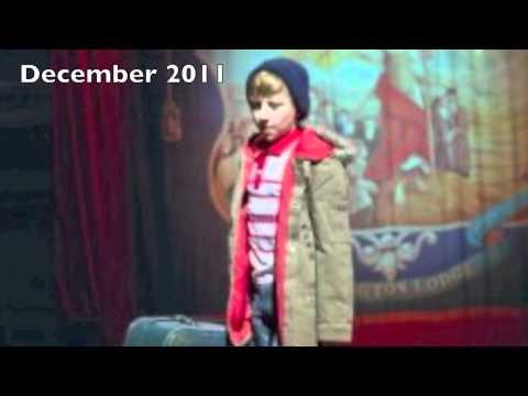 Kaine Ward - Electricity (Billy Elliot London, Dec 2011)