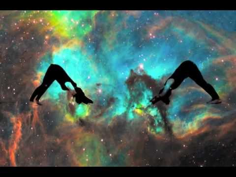 Spiritual Warriors in Outer Space (Jivamukti Yoga sequence timelapse)