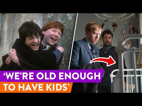 Harry Potter: The Real-Life Couples Revealed | ⭐OSSA