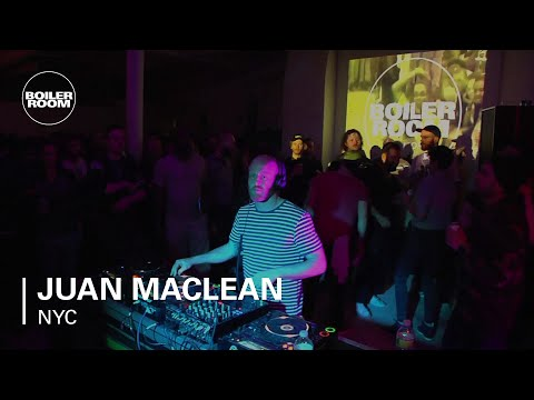 Juan Maclean Boiler Room New York DJ Set