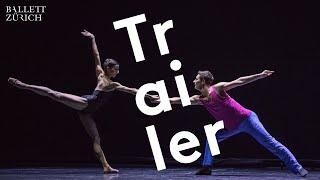 Trailer - Forsythe - Ballett Zürich
