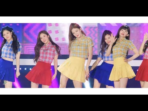 VIETSUB fromis9 - OH SNSD SBS Plus K-POP Super Concert with THE SHOW