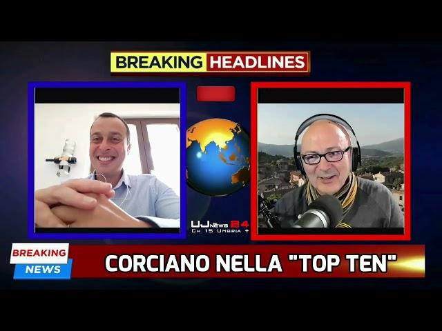 Tg Umbria+Teleterni del 6 aprile 2021