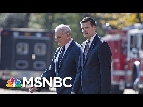 WH Sources: John Kelly Behind The WH Confusion Over Rob Porter | Velshi & Ruhle | MSNBC