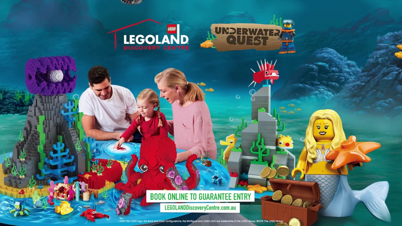 LEGOLAND® Discovery Centre Melbourne - the ultimate indoor