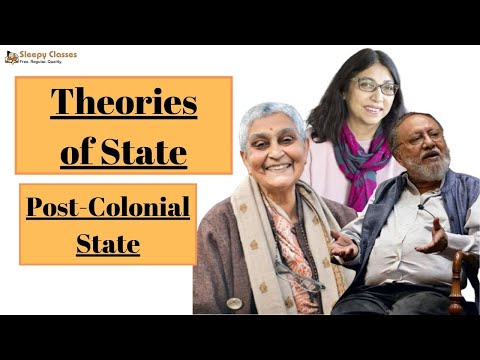 Post-Colonial State