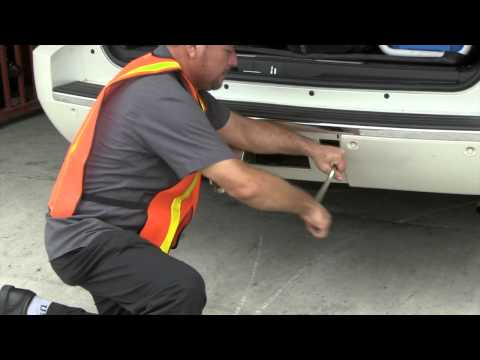 Access Tools - Spare Tire Kit (STK) Tool to lower a spare tire