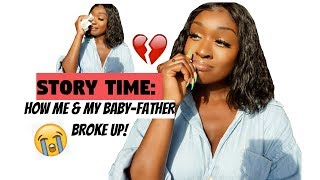One of THIS IS AMINA's most viewed videos: STORY TIME: HOW ME & MY BABY-FATHER BROKE UP! (THE FULL STORY)