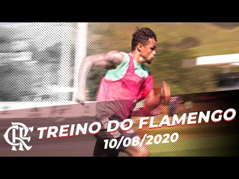 Treino do Flamengo - 10/08/2020
