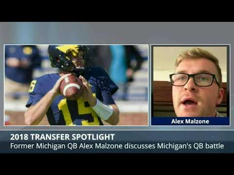 Michigan Football Rumors Roundup + Alex Malzone Talks Harbaugh, Hoke, Shea Patterson and Transfer