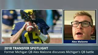 Michigan Football Rumors Roundup + Alex Malzone Talks Harbaugh, Hoke, Shea Patterson and Transfer