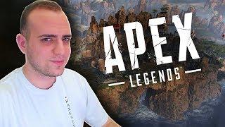ΠΡΩΤΗ ΦΟΡΑ APEX LIVE!