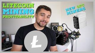 Litecoin Mining Profitability in 2019 | Antminer L5 | Innosilicon A6+ | Scrypt Miners