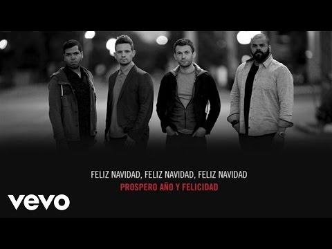 Unspoken - Feliz Navidad (Lyric Video)