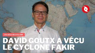David Goutx, le Directeur de Météo France océan indien raconte FAKIR