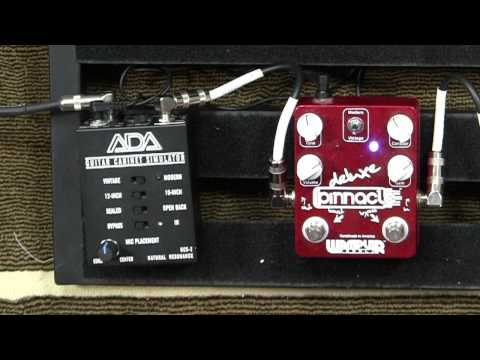 Using a Cab Sim with Amp In A Box Pedals