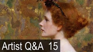 Rules of Composition & more – Ep.15 Oil Painting Q&A with Mark Carder