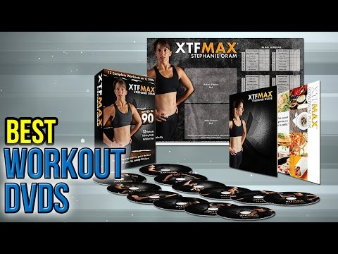 10 Best Workout DVDs 2017