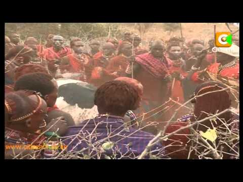 Maasai Rites Of Passage Part 1