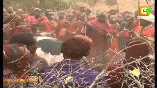 Maasai Rites Of Passage Part 1