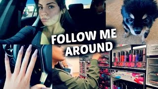 follow me around vlog