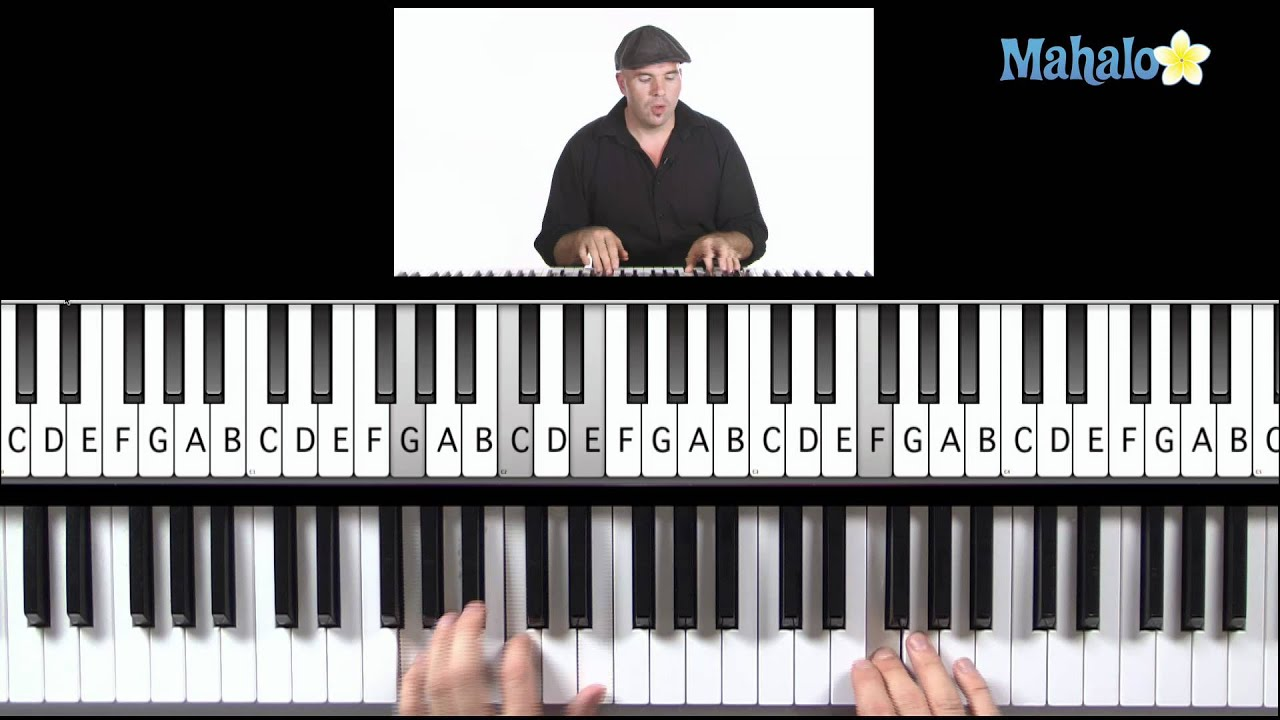 Learn piano hd how to play go tell it on the mountain chords and learn piano hd how to play go tell it on the mountain chords and melody in f on piano youtube hexwebz Image collections