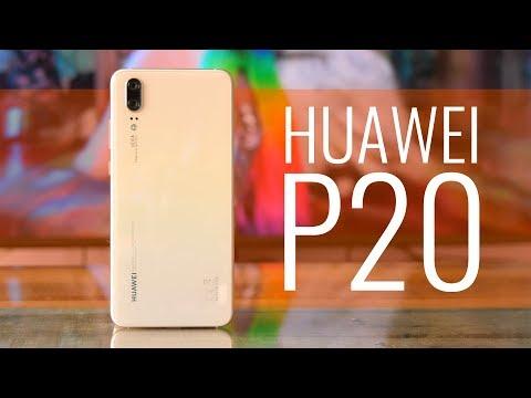 Хуавей р20 видео обзор