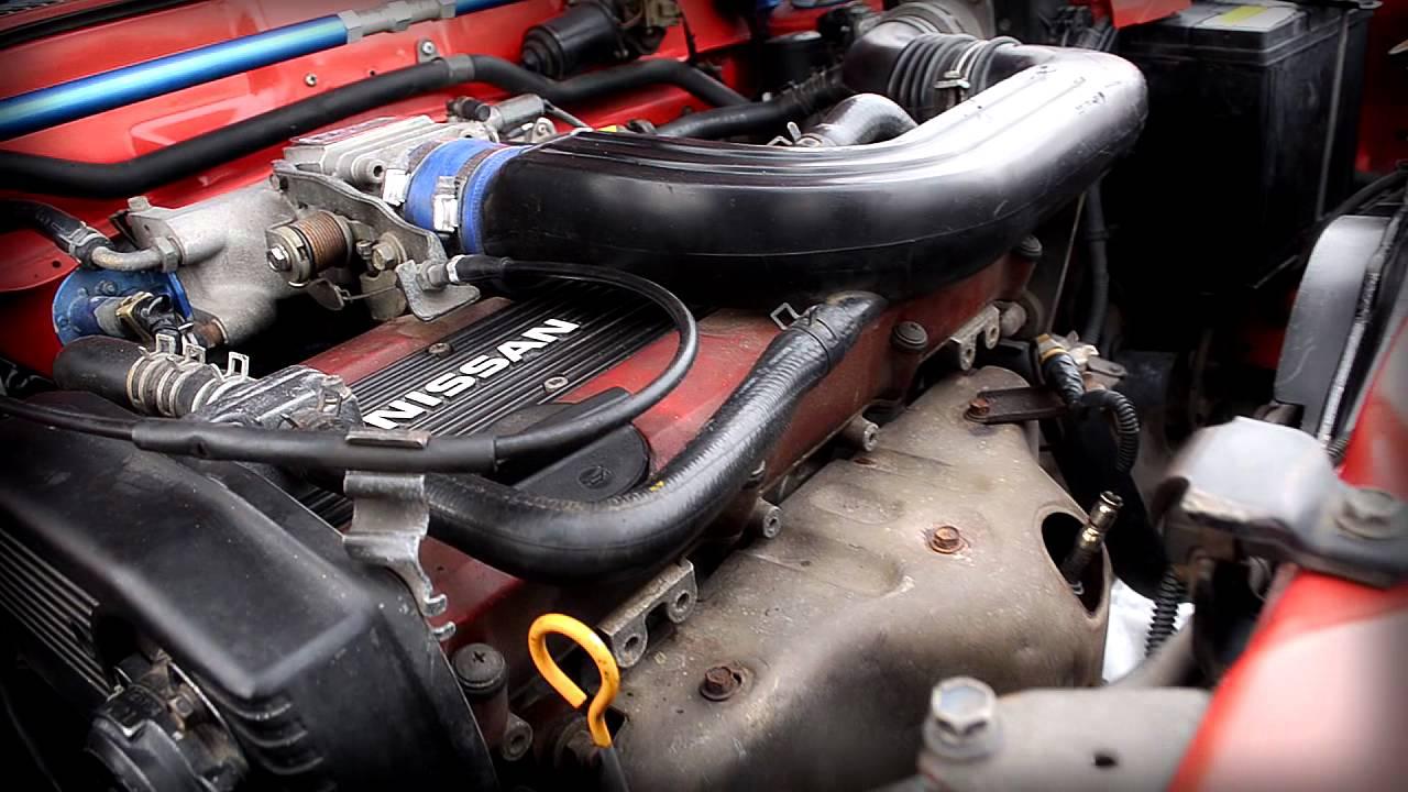 TR Garage. Nissan Sunny B11 Часть 2. Осмотр