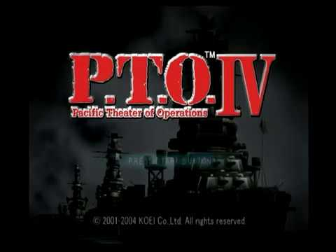 PTO IV, Pacific Theater of Operations IV.