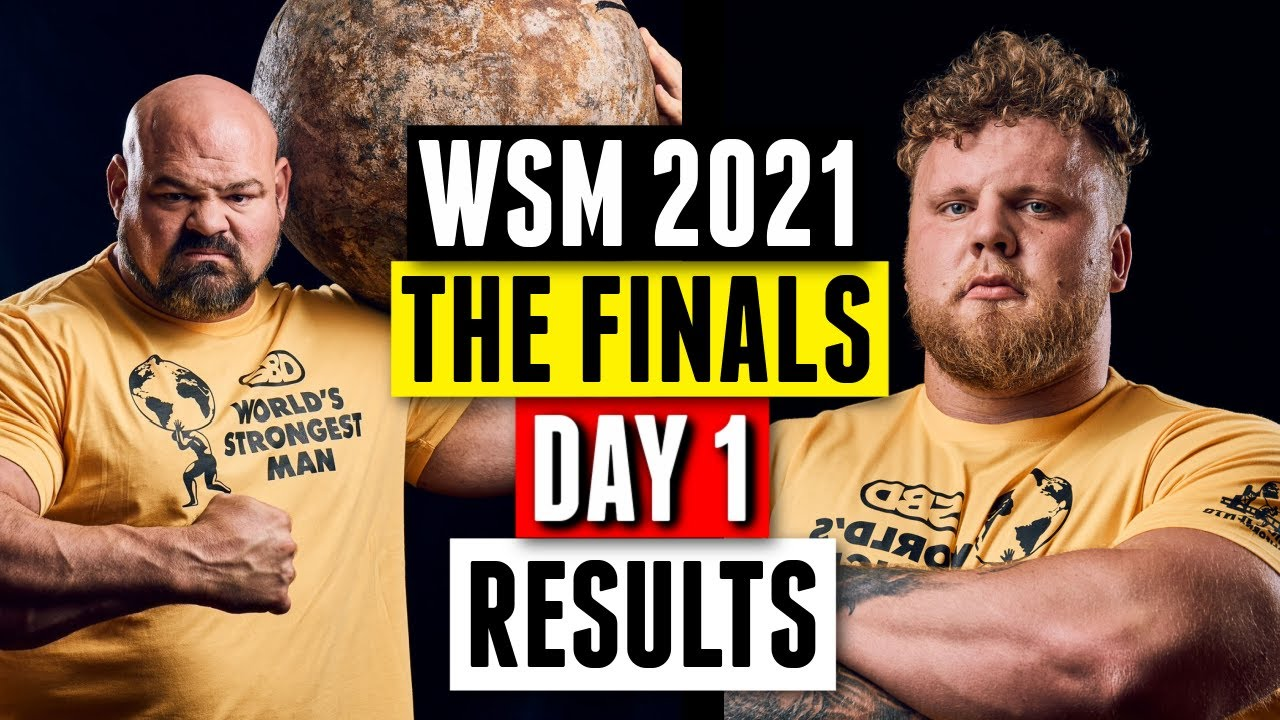 Download World's Strongest Man Finals | Day 1 Results