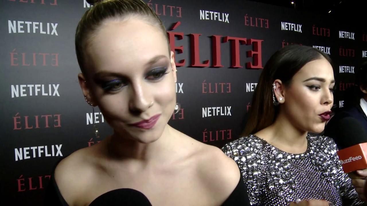 Elite Netflix Carla