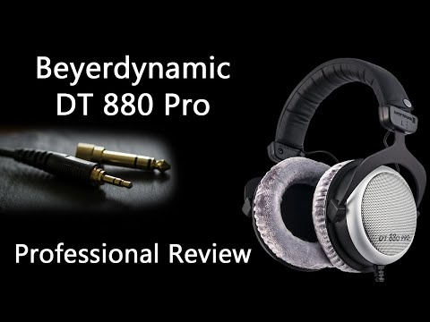 Beyerdynamic DT 880 Pro Review [Professional Opinion]
