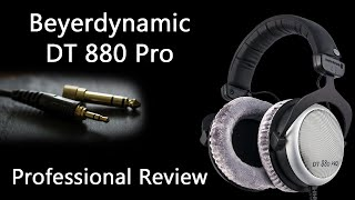 Beyerdynamic DT 880 Pro Review [Professional opinion]