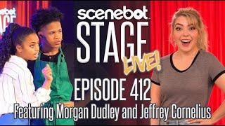 Morgan Dudley & Jeffrey Cornelius   SCENEBOT STAGE LIVE! Season 4 Episode 12