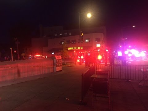 #Blast, #Fire, #Evacuation at Washington #DC #Metro Station #wmata with Smoke #Tenleytown