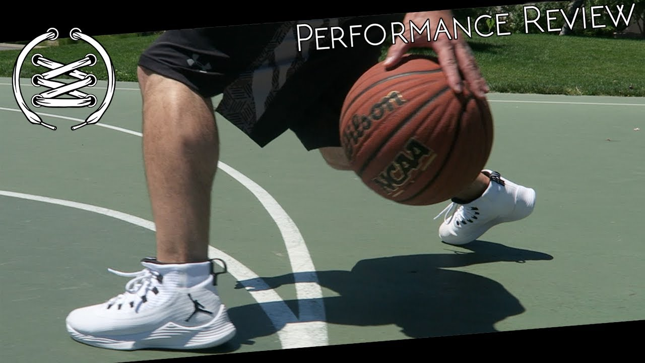 28e996fa2a10 Jordan Ultra.Fly 2 Performance Review - YouTube