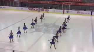 Харбин, товарищеские матчи по хоккею