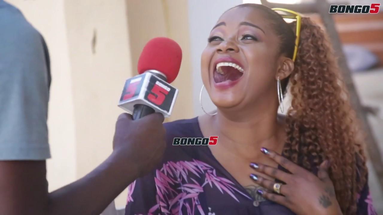 Kingereza cha Shilole: Waweze Ku Sapu klaibu/ My husband she's calling me!