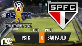 COPA DO BRASIL - PSTC x SÃO PAULO thumbnail