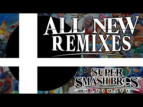 ALL NEW REMIXES - SUPER SMASH BROS. ULTIMATE [+DOWNLOAD LINK] thumbnail