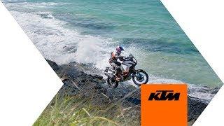 KTM 1090 ADVENTURE R – Chris Birch's Coastal Adventure | KTM
